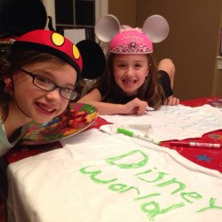 Photos from my Disney Side Party #DisneySide