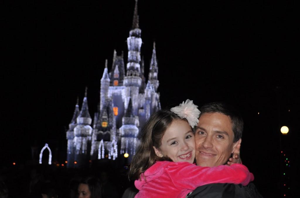 kenzie daddy magic kingdom castle