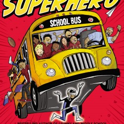 I love the Public School Superhero book by James Patterson!! #publicschoolsuperhero