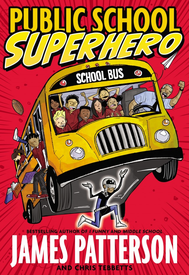 Public School Superhero Book cover