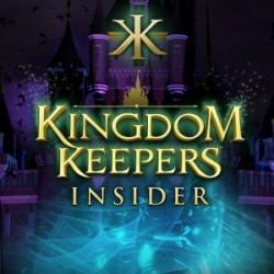 the new kingdom keepers book