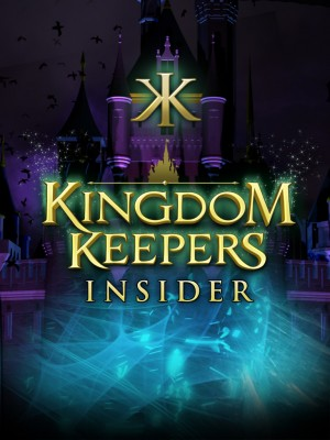 new kingdom keepers book